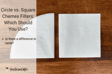 Circle vs. Square Chemex Filters: Which Should You Use?